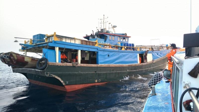 不只中國福建  連香港漁船也侵入東沙濫捕