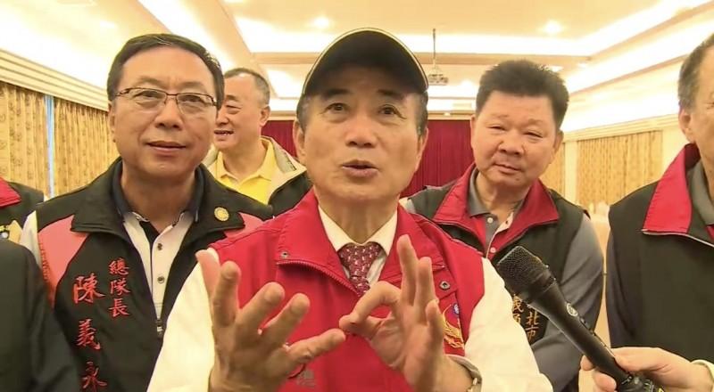 王金平訪花談總統初選民調 「我認為自己最強」