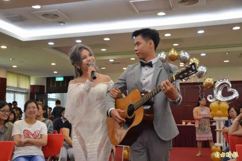 想婚了!花蓮集團結婚首度開放東漂青年成家