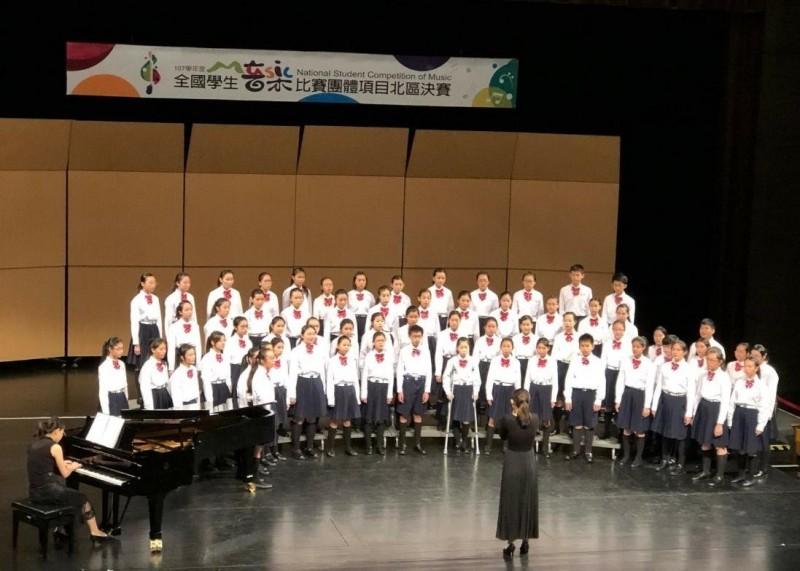 全國學生音樂比賽 竹市勇奪十二項冠軍