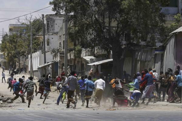 索馬利亞政府大樓遭恐攻  勞動副部長等至少5人罹難