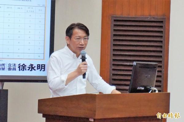 韓國瑜「特首見習之旅」惹議 徐永明:2020選總統vs選特首