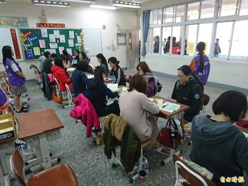 擠破頭! 竹市6所總量管制學校 新生登記率達120%