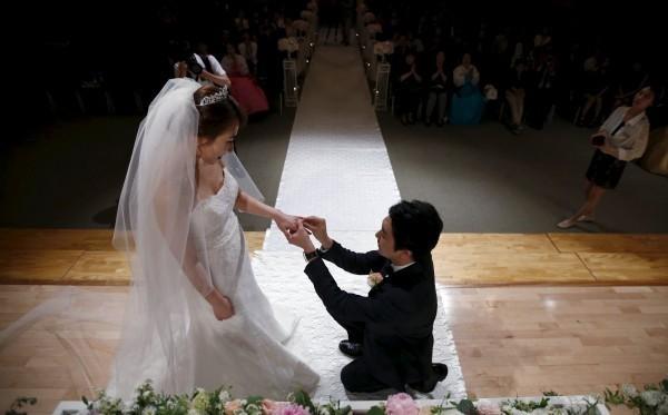 南韓單身比例高,而男女單身的原因大不相同。(路透)