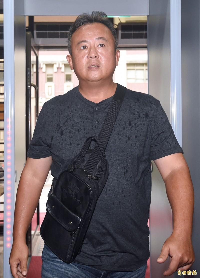 前職棒球星王傳家被控偷腥杜姓小三,遭元配持「勃起」畫面提告。(資料照)