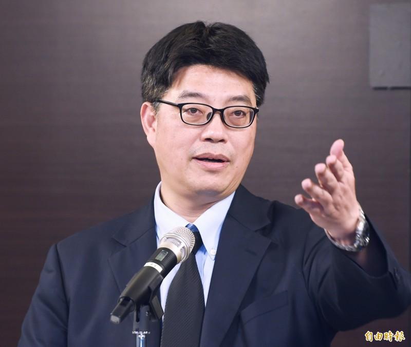 陸委會副主委邱垂正向媒體證實,高市長韓國瑜赴中今將見國台辦主任劉結一。(資料照)