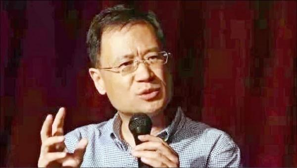 清華大學法學教授許章潤。(網路照片)