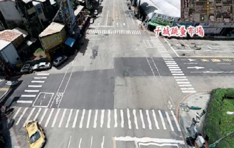 推動干城商業區路平 中市爭取前瞻預算