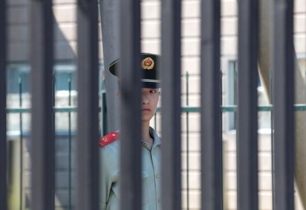 中國近年推行「社會信用評分系統」監控人民。示意圖。(路透資料照)