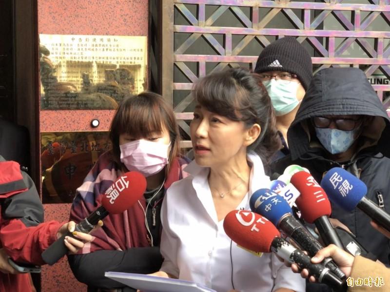 郭新政控告做偽證、變造證據,台北地檢署查出,羅、嚴2人並未偽造當票,本月22日將2人不起訴,經高檢署駁回再議,全案確定。(資料照)