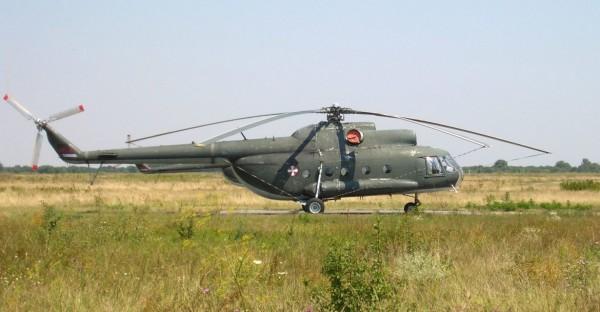 哈薩克一架軍用直升機昨日在哈薩克西南部墜毀,機上13名軍人全數罹難。圖為Mi-8示意圖。(圖擷取自the defense post)