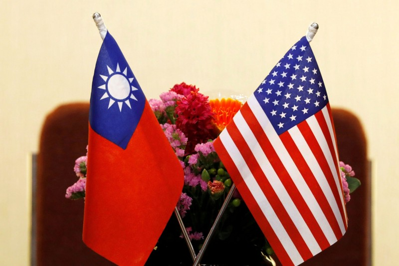《華郵》專欄作家撰文呼籲美國政府,必須幫助台灣抵抗中國威脅。(路透)