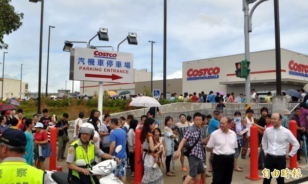 Costco(好市多)在全球有廣大的支持者。(資料照)