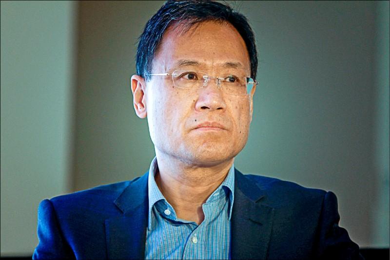 北京清華大學教授許章潤。(取自網路)