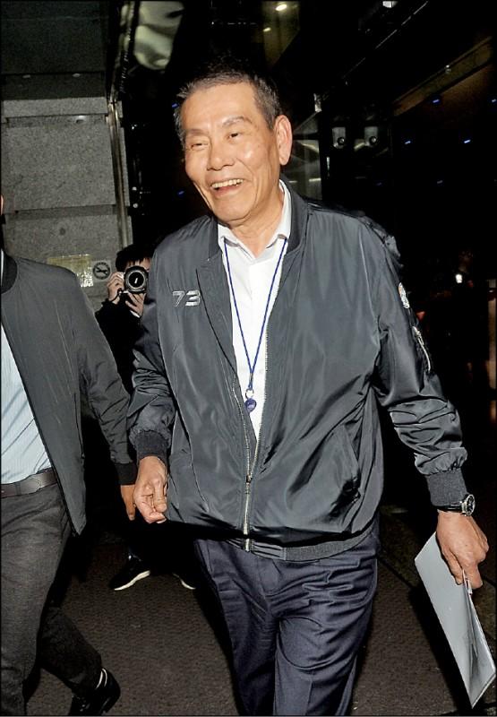 謝世謙將接任華航董事長並兼任總經理。(資料照)