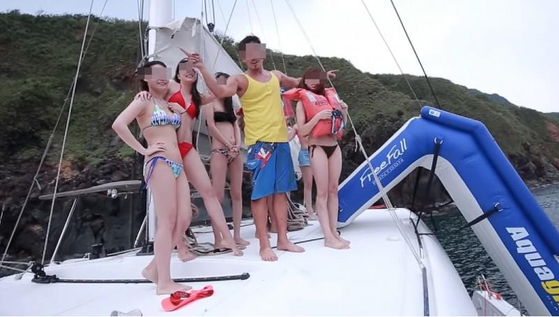 張志傑(男)是遊艇公司老闆,涉嫌對女子下藥性侵,遭台北地檢署起訴。(記者黃捷翻攝自YouTube)
