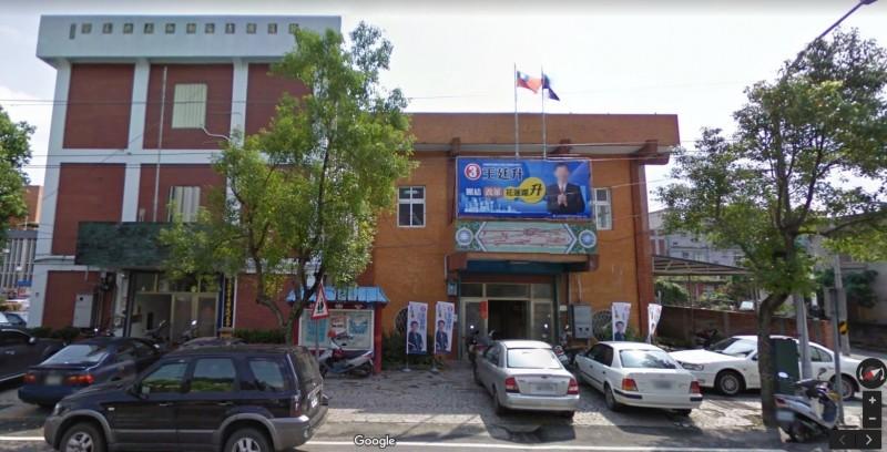 黨產會表示,花蓮吉安鄉民眾服務社建物座落於國有土地多年,至今未歸還吉安鄉公所,還被國民黨列入向黨產會申請出售172筆黨產名單中。(翻攝自google地圖)