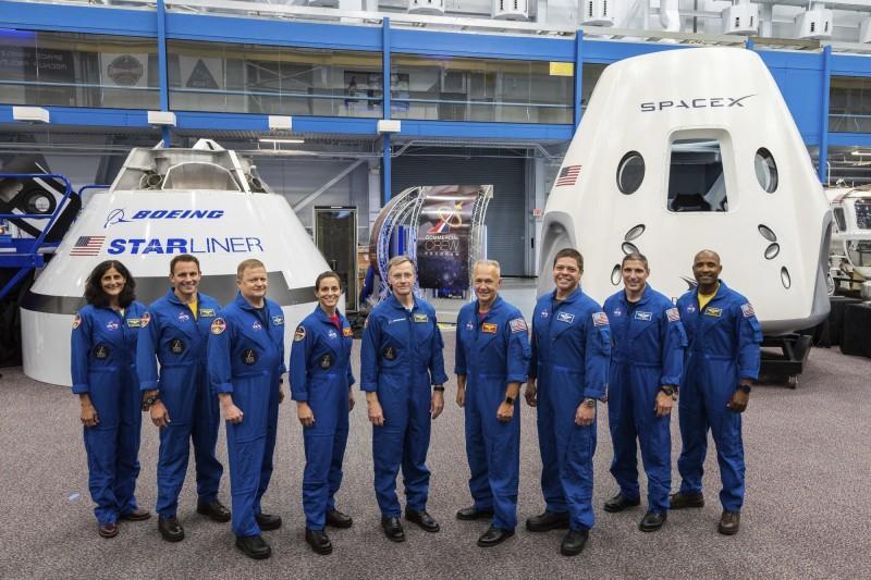 NASA預定將於2024年執行載人登月計畫,2033年將載人登陸火星,完成人類史上首次登上火星的創舉。(美聯社)