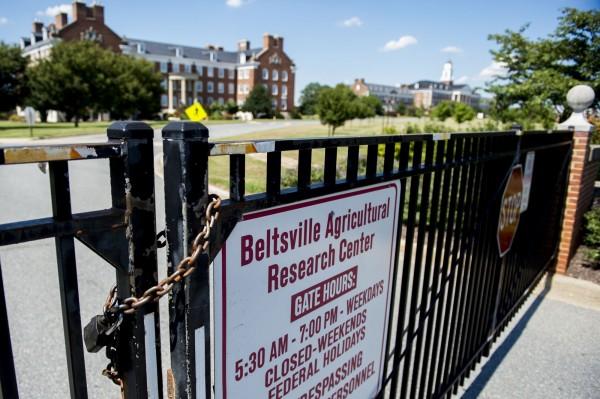 美國農業部位於馬里蘭州的貝爾茨維爾(Beltsville)進行弓形蟲的實驗室。(法新社)
