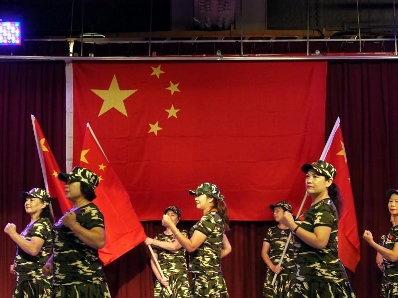 2020總統大選將屆,中國開始積極布局,近期被爆出招攬台灣在地網軍、收買台灣臉書粉專,試圖宣揚和平統一思想。(法新社)