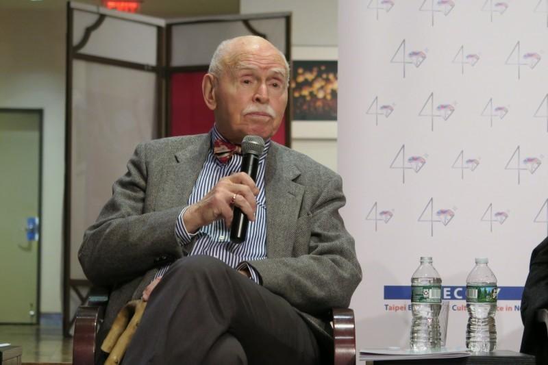 孔傑榮指出,美方無意挑釁中國,但必須要讓中國政府知道,他們現在對台灣所做的一切,並不會帶來他們夢寐以求的結果。(中央社)