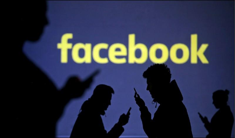 臉書等社群媒體常見假新聞。(路透檔案照)