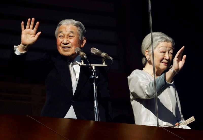 日本宮內廳5日指出,明仁天皇的第33篇論文已經正式發表,外界也稱這是「天皇的最後論文」。(路透社資料照)