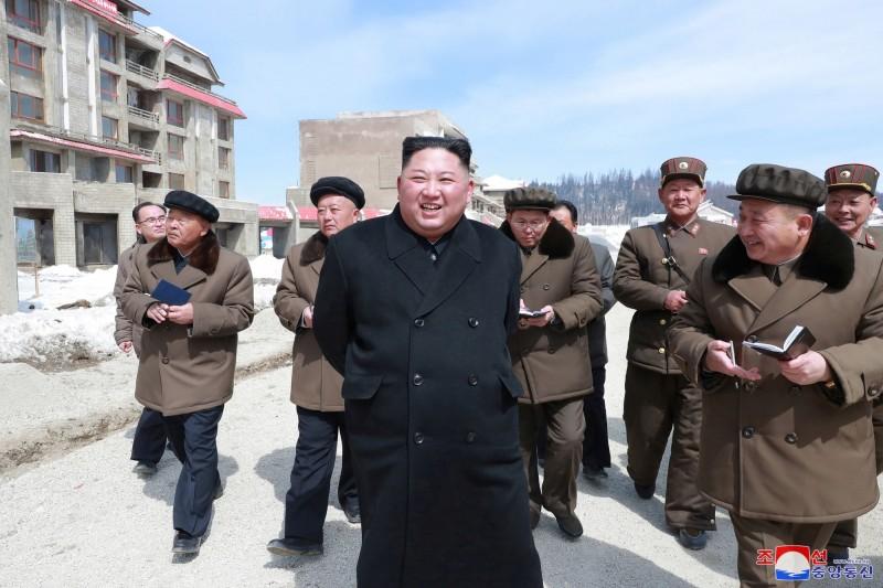 北韓將於11日舉行最高人民會議,外界相當關注金正恩的權力變化,認為他可能將正式成為北韓的國家元首,並在非核化與經濟發展提出新構想。(路透資料照)