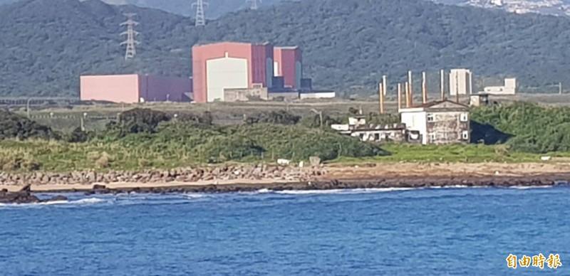 為因應核二廠用過核燃料貯存問題,台電將於核二廠附近興建用過核燃料中期貯存設施。(資料照,記者俞肇福攝)