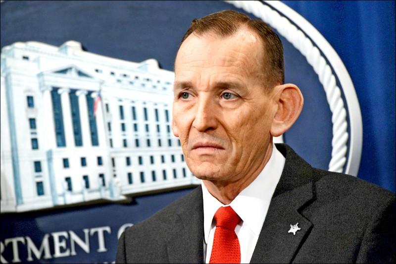 美國秘密勤務局局長艾勒斯下月即將離職。 (路透檔案照)