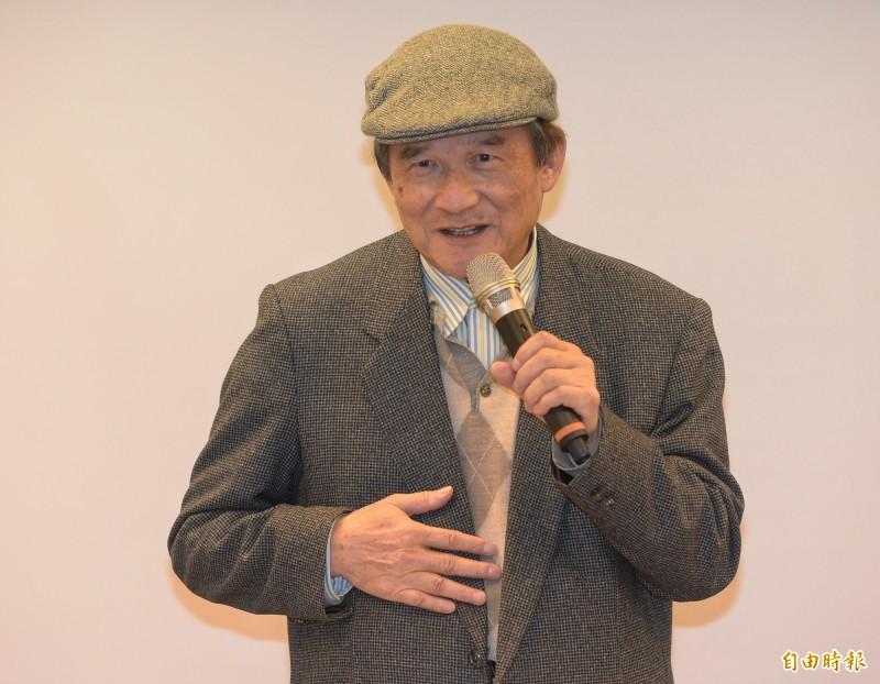 台灣聯合國協進會理事長蔡明憲今發表退黨聲明。(資料照)