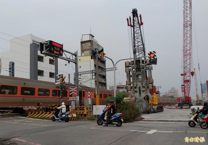 捷運與鐵路共構 台南市交通局:永康鐵路地下化7年完工