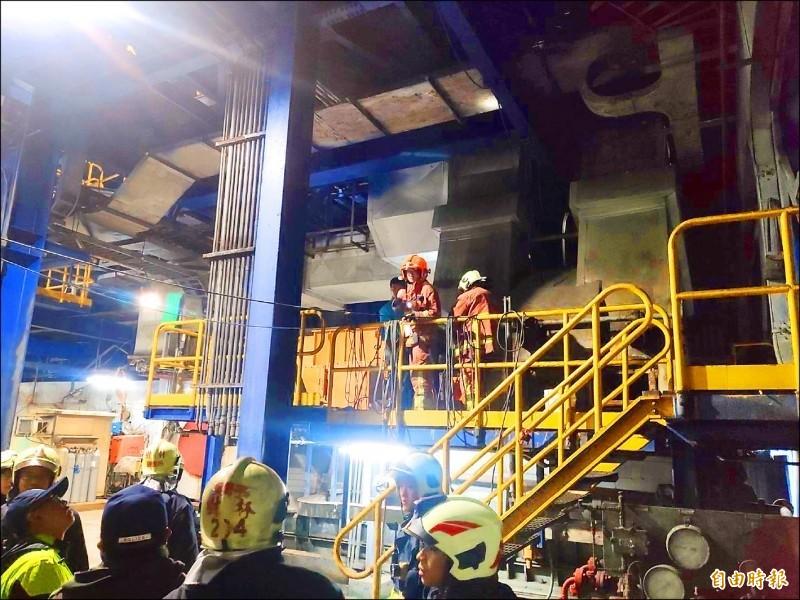 焚化廠風機絞碎工人案 檢傳在場另11人調查