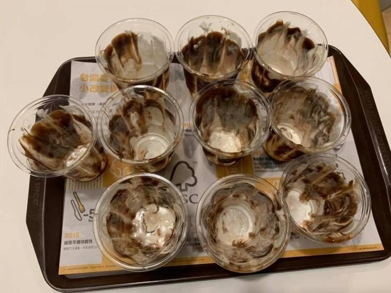 怒嗑10杯麥當勞巧克力聖代 綠委:多希望立法留下來