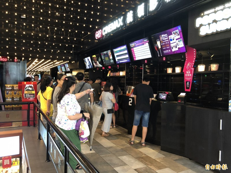 文化部擬調整全台電影院正片放映前的廣告時間,從9分鐘拉長至12分鐘。(資料照)