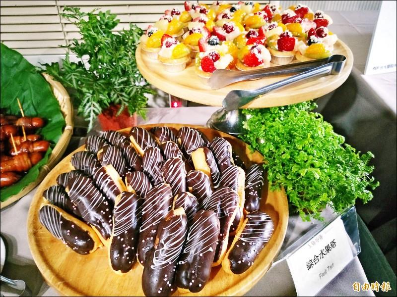 糖尿病患者要注意飲食控制,除了注意高血糖外、低血糖也要小心。(記者吳亮儀攝)