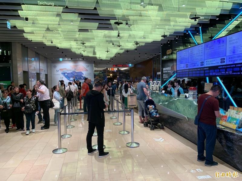 電梯地震停擺?台北101:安全保護機制啟動