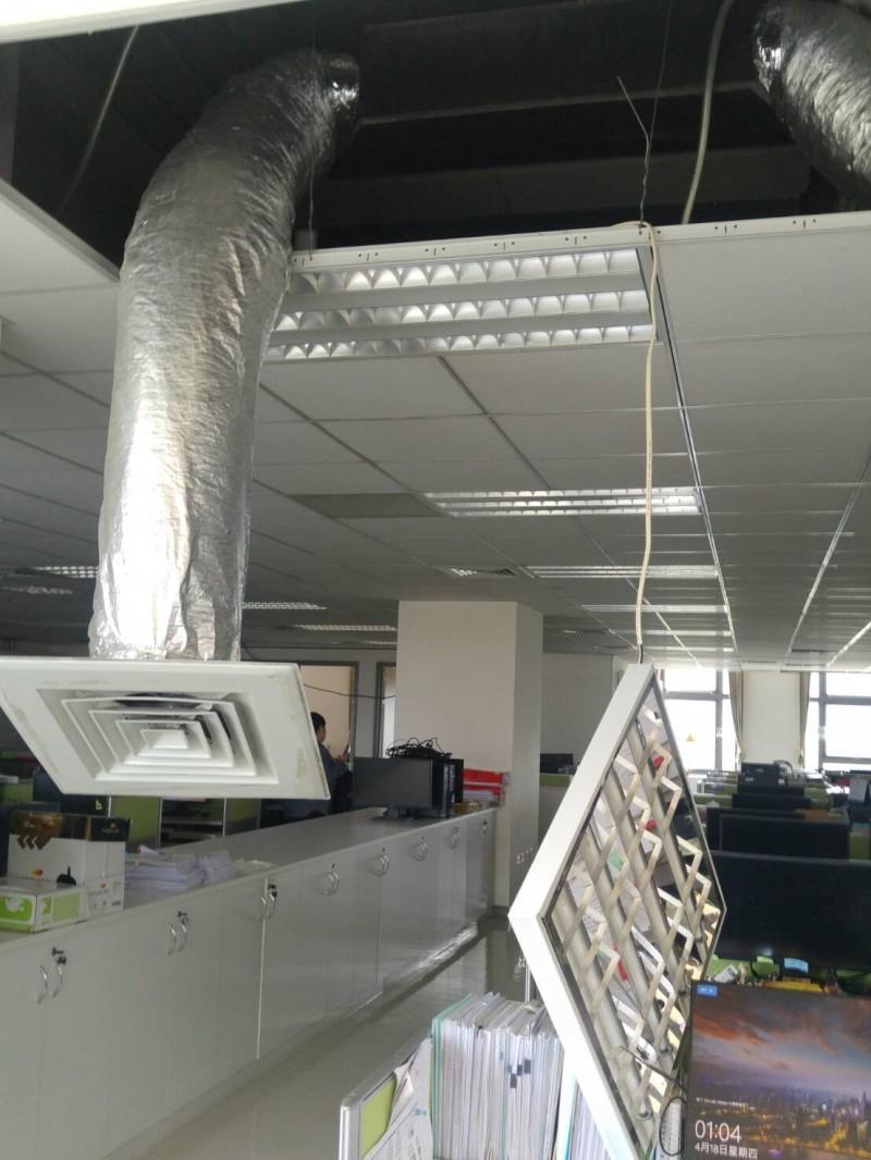 花蓮6.1強震  衛福部天花板坍塌、冷氣風管墜落