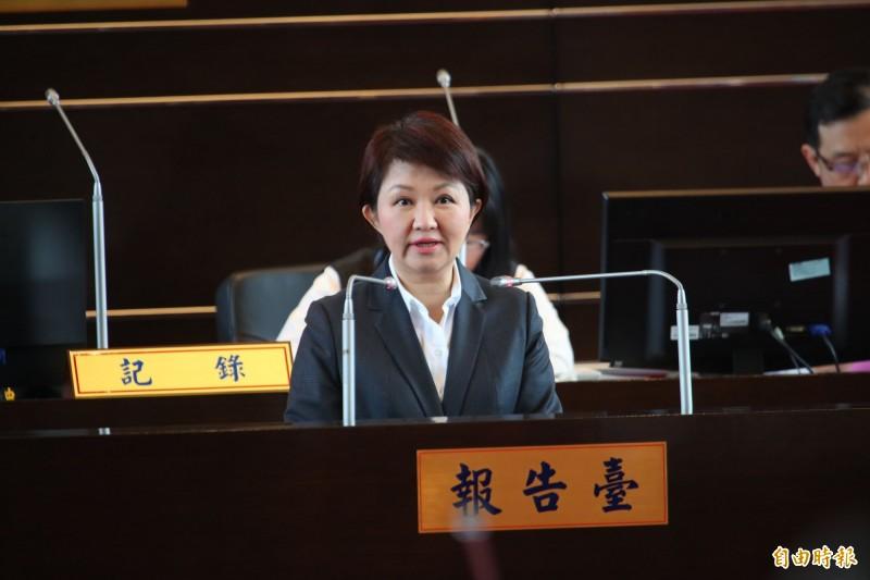 盧秀燕上任首次施政報告 朝野議員怒批了無新意