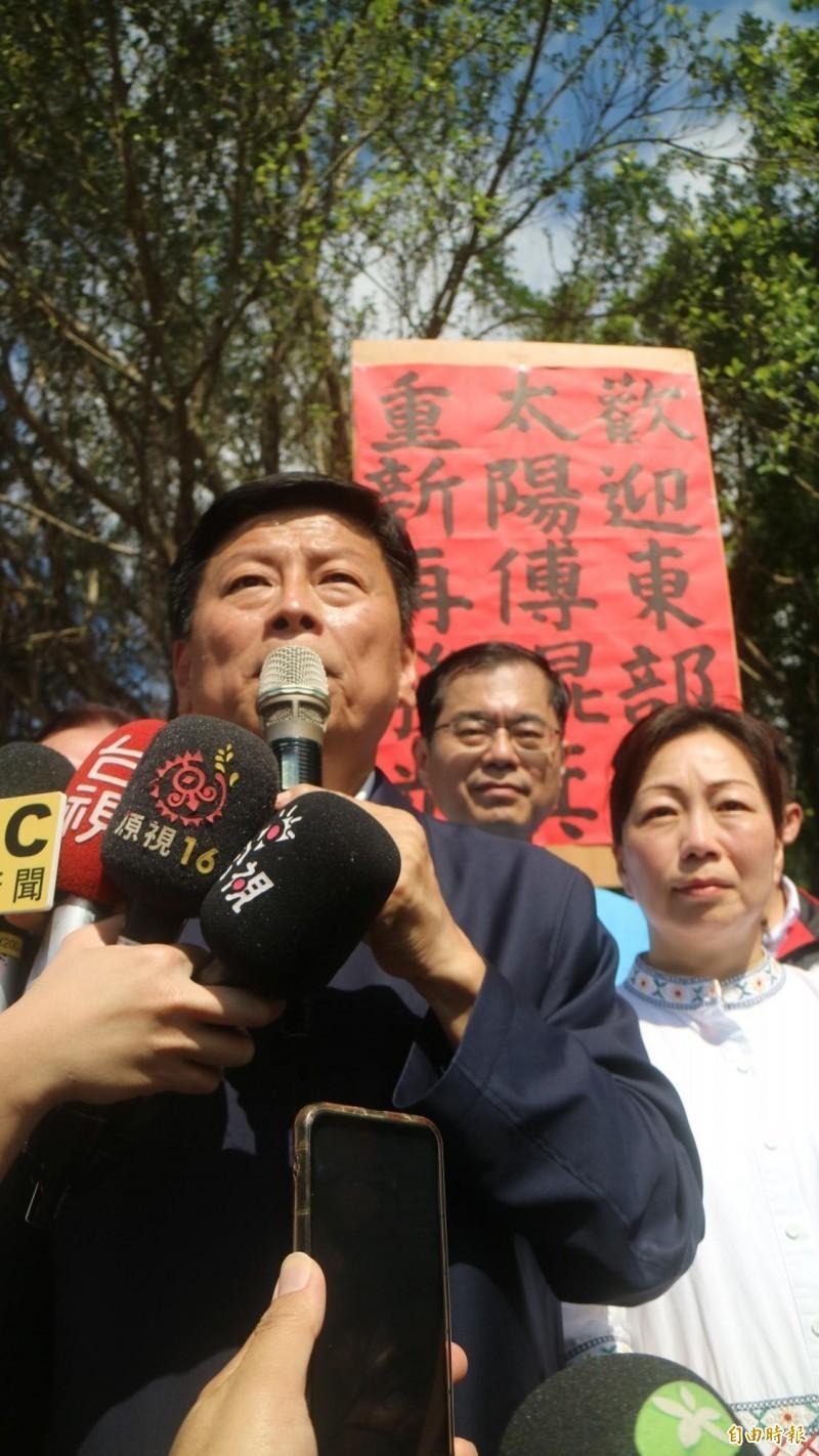 傳傅崐萁想重返國民黨選國會龍頭 恢復黨籍申請公文被壓在組發會