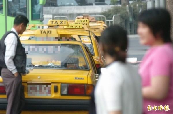 台北市士林區至善路二段18日下午發生一起小黃與Uber的肢體衝突。(示意圖,資料照)