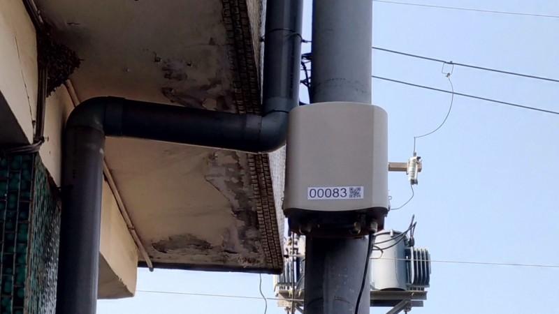 環保署防空污  台中市人口密集區新佈建350個空氣盒子