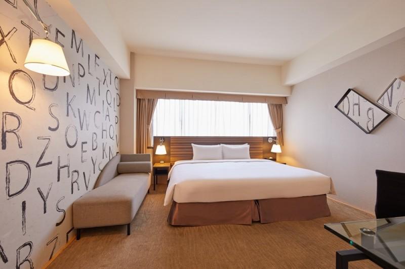 綠色旅宿蔚為風潮,國內飯店業者也主打不用一次性備品的住宿體驗。(業者提供)