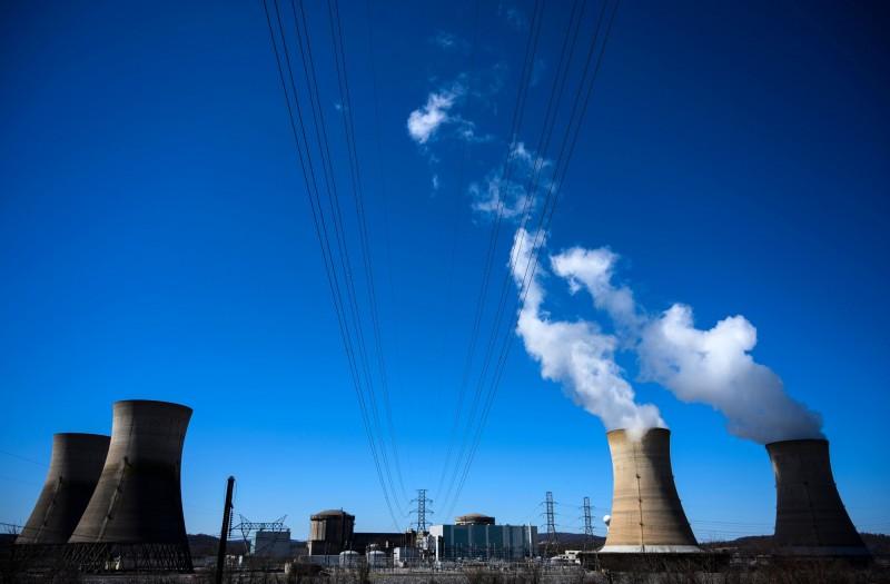 日媒指出,當先進國家紛紛降低對於核能的依賴時,中國卻加速開發核電,全球的核電廠分佈圖正在發生變化。(法新社資料照)