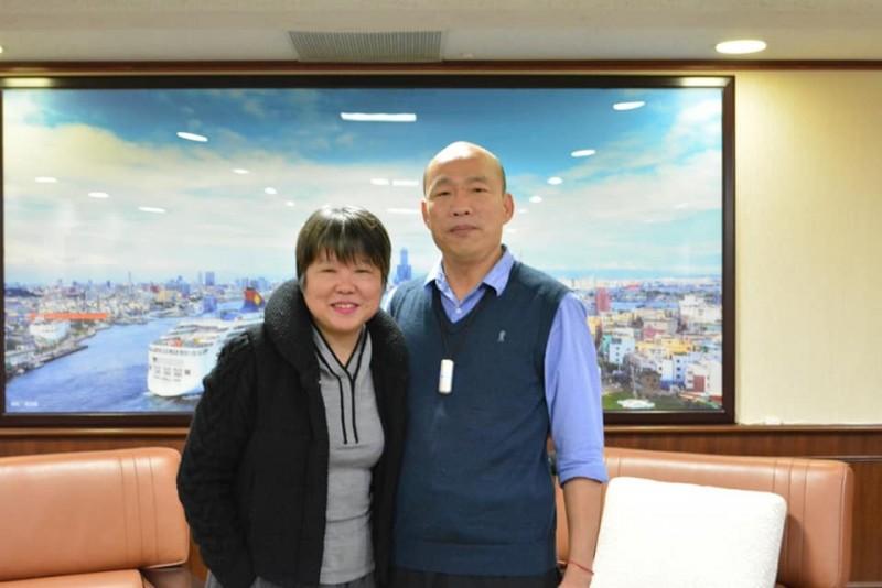 媒體人黃光芹先前在廣播節目專訪高雄市長韓國瑜後,屢遭韓粉網路霸凌。(POP Radio提供)