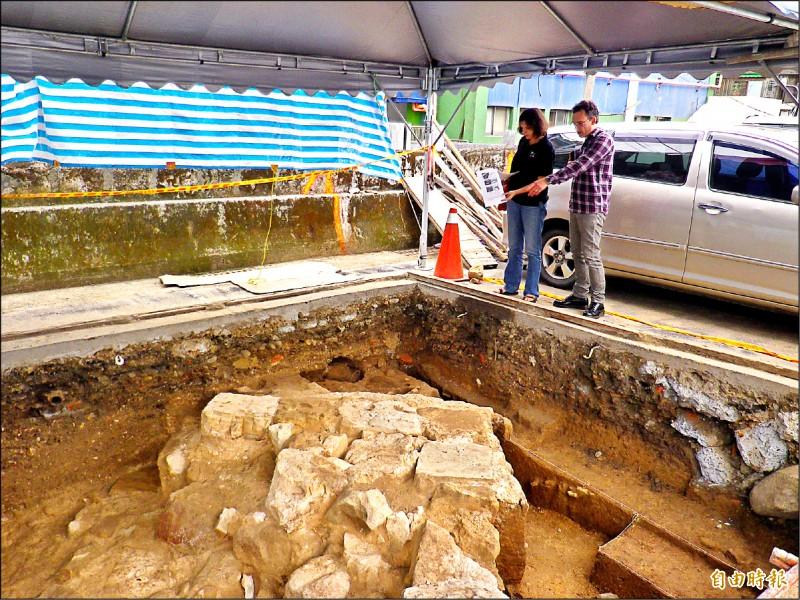 考古團隊五月初將再度啟動挖掘計畫,未來將利用科技重現聖薩爾瓦多城。(資料照,記者盧賢秀攝)