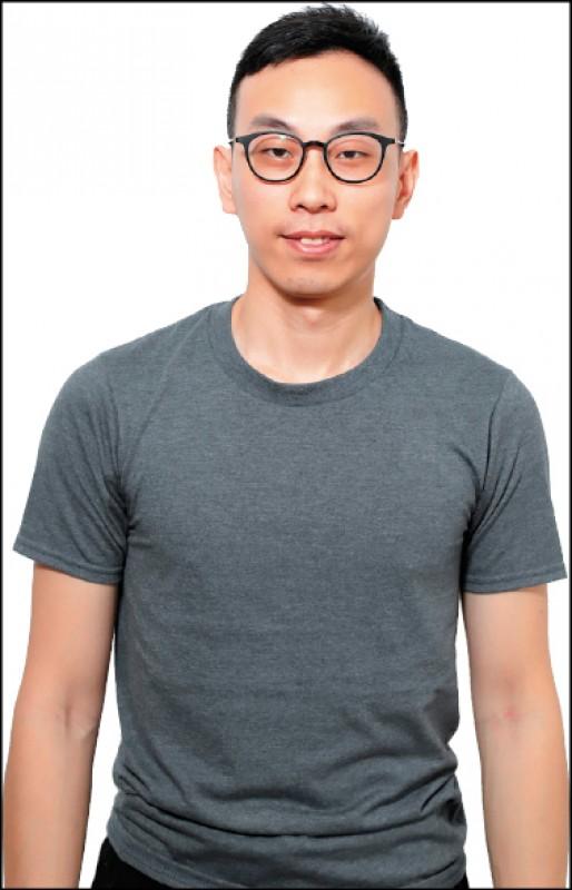 邱泓凱/臺灣傳統射箭學會理事長。(記者陳宇睿/攝影)