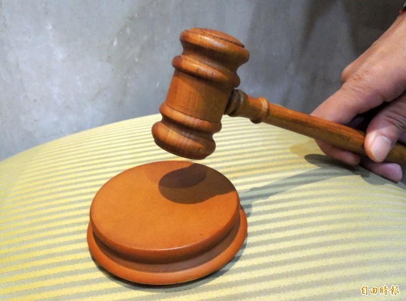 法官認為彭女通姦在先,屬責任較重一方,駁回彭女請求離婚之訴。(資料照)