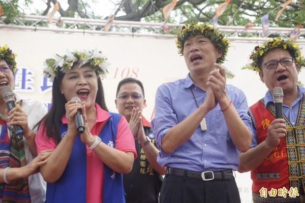 高雄市長韓國瑜陷入4千萬政治獻金風波,表示明(29)會公布競選經費。(資料照,記者黃佳琳攝)