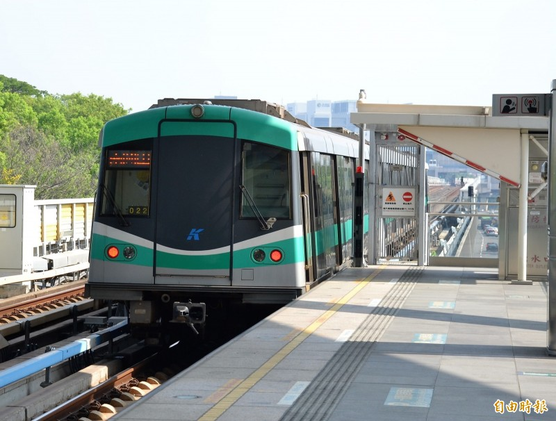 高雄捷運延伸屏東計畫,最優路線今年底前可望出爐。(記者侯承旭攝)